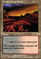 Shadowblood Ridge - Foil