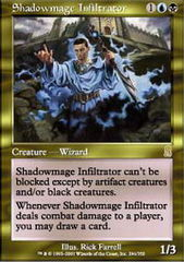 Shadowmage Infiltrator - Foil on Channel Fireball