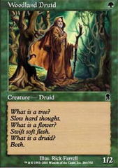Woodland Druid - Foil