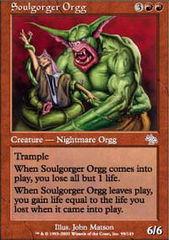 Soulgorger Orgg - Foil
