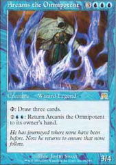 Arcanis the Omnipotent - Foil on Channel Fireball