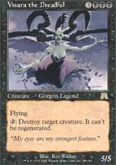 Visara the Dreadful - Foil