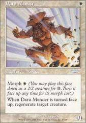 Daru Mender - Foil