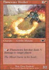 Flamewave Invoker - Foil