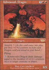 Kilnmouth Dragon - Foil on Channel Fireball
