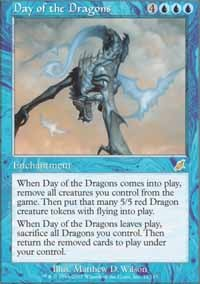 Day of the Dragons - Foil
