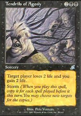 Tendrils of Agony - Foil on Channel Fireball