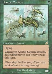Xantid Swarm - Foil on Channel Fireball