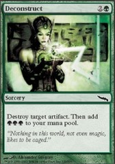 Deconstruct - Foil