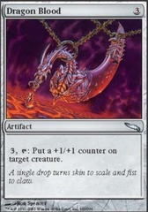 Dragon Blood - Foil
