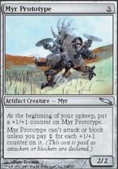 Myr Prototype - Foil
