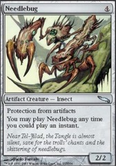 Needlebug - Foil