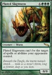 Plated Slagwurm - Foil