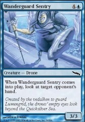 Wanderguard Sentry - Foil on Ideal808