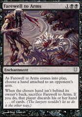 Farewell to Arms - Foil