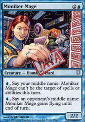 Moniker Mage - Foil