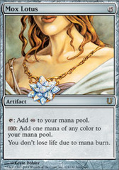Mox Lotus - Foil on Channel Fireball
