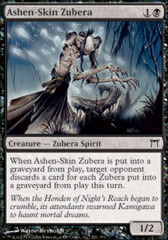 Ashen-Skin Zubera - Foil on Channel Fireball
