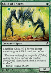 Child of Thorns - Foil on Channel Fireball