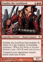 Fumiko the Lowblood - Foil on Channel Fireball