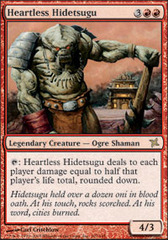 Heartless Hidetsugu - Foil on Channel Fireball