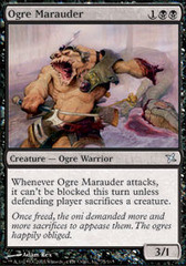 Ogre Marauder - Foil on Ideal808