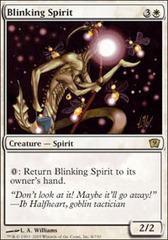 Blinking Spirit - Foil