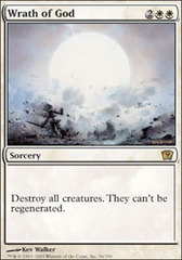 Wrath of God - Foil