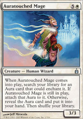 Auratouched Mage - Foil on Channel Fireball