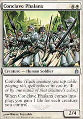 Conclave Phalanx - Foil