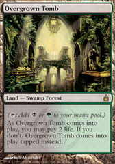 Overgrown Tomb - Foil on Channel Fireball