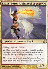Razia, Boros Archangel - Foil on Channel Fireball