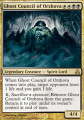 Ghost Council of Orzhova - Foil on Channel Fireball