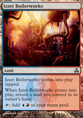 Izzet Boilerworks - Foil on Channel Fireball