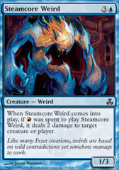 Steamcore Weird - Foil