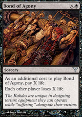 Bond of Agony - Foil