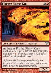 Flaring Flame-Kin - Foil