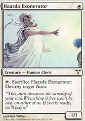 Haazda Exonerator - Foil