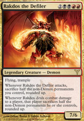 Rakdos the Defiler - Foil
