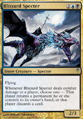 Blizzard Specter - Foil on Channel Fireball