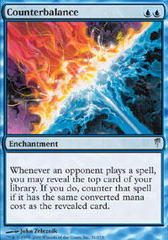 Counterbalance - Foil on Channel Fireball