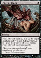 Feast of Flesh - Foil
