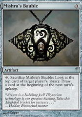 Mishra's Bauble - Foil on Channel Fireball