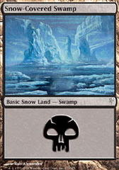 Snow-Covered Swamp - Foil