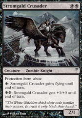 Stromgald Crusader - Foil on Ideal808