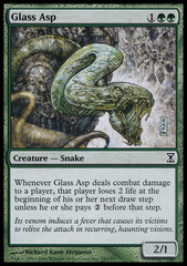 Glass Asp - Foil