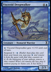 Viscerid Deepwalker - Foil