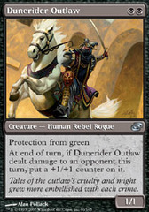 Dunerider Outlaw - Foil on Channel Fireball