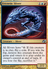 Frenetic Sliver - Foil on Channel Fireball