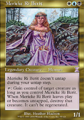 Merieke Ri Berit - Foil on Channel Fireball
